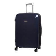 See more information about the it luggage Dark Blue Medium Sheen Suitcase