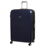 See more information about the it luggage Dark Blue Large Sheen Suitcase