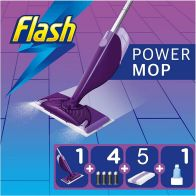 See more information about the Flash Power Mop Complete Starter Kit