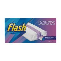 See more information about the Flash Power Mop Absorbent Pads Refill 16 Pack