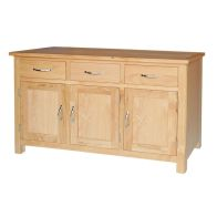 See more information about the Sienna 3 Door Large Sideboard