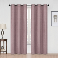See more information about the 54x90in Hamilton McBride Blackout Velvet Panel Dusky Pink