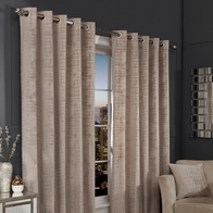 "See more information about the Hamilton McBride Mink Florence Blackout Eyelet Curtains (46"" x 54"")"