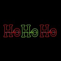 See more information about the Red & Green HoHoHo Rope Light