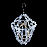 See more information about the White & Yellow 3D Lantern Rope Light
