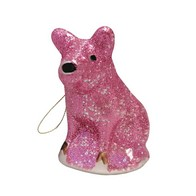 See more information about the Pig Glass Bauble