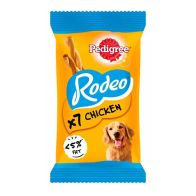 See more information about the Pedigree Rodeo Chicken Sticks 7 Pack