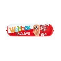 See more information about the Webbox Chub Roll Beef Flavour 720g