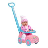 See more information about the My Dolly Sucette With Ride On Car