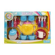 See more information about the Lets Play Tea Set 29 Pieces