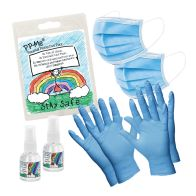 See more information about the Rainbow PP-Me Personal Protective Pack