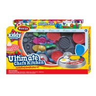See more information about the Kiddy Dough Ultimate Chef Kitchen Playset