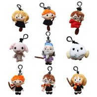 See more information about the Harry Potter Plush Key Chain Hermione With Broom
