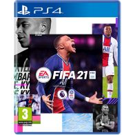 See more information about the FIFA 21 - PS4 Game (PRE-ORDER)