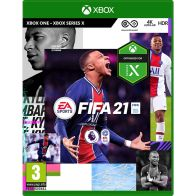 See more information about the FIFA 21 - XBox One Game (New Release)