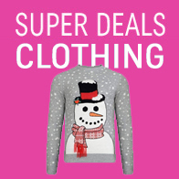 Christmas Clothing Deals