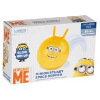 See more information about the Despicable Me Stuart Space Hopper Toy