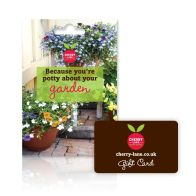 Cherry Lane Potty About Your Garden Gift Card £5 to £250