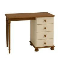 See more information about the Cream and Pine Traditional Dressing Table