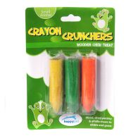 See more information about the Happy Pet Small Pet Crayon Crunchers