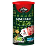 See more information about the Jacobs Cracker Crisps Sour Cream & Chives