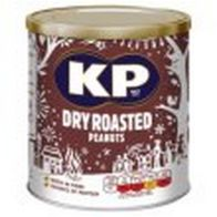 See more information about the KP Dry Roasted Peanuts Caddy 375g