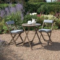 See more information about the Raffles Garden Bistro Set Grey