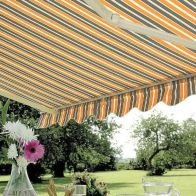 See more information about the Windsor Garden Awning 2.5m