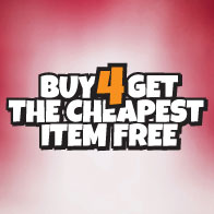 Buy 4 Get The Cheapest Item Free