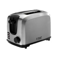 See more information about the Russell Hobbs Compact Toaster 2 Slice - Stainless Steel