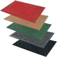 Elba Polypropylene Indoor Mat Green