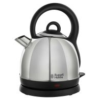 See more information about the Russell Hobbs 1.8 Litre Futura Dome Kettle 3KW - Stainless Steel