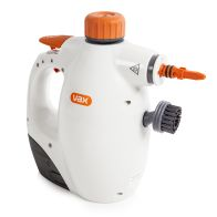 See more information about the Vax Grime Pro Utility Handheld Steam Cleaner 1200W - White Orange