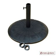 See more information about the Nnardi Sundial Design Parasol Base (15kg)
