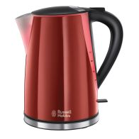 See more information about the Russell Hobbs 1.7 Litre Mode Kettle 3KW - Red
