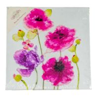 See more information about the Home DÚcor Pink Flowers Canvas Print 30x30