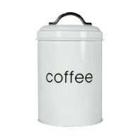 See more information about the Kitchen Cannister Coffee (White)