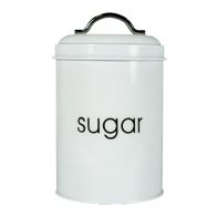 See more information about the Kitchen Cannister Sugar (White)