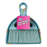 See more information about the Mini Dustpan and Brush Set (Blue)