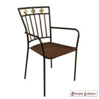 2 Pack Murcia Garden Chair