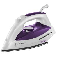 See more information about the Russell Hobbs Russell Hobbs Steam Iron 2.4KW - Purple White