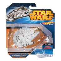 See more information about the Hot Wheels Star Wars - Millennium Falcon