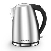 See more information about the Morphy Richards 1.7 Litre New Accents Jug Kettle 3KW - Brushed Steel