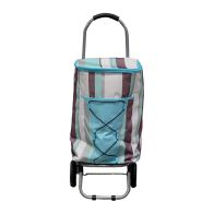 See more information about the Maypole Shopper Cooler (36 Litre) Blue Stripe