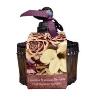 See more information about the Fragranced Candle in Trinket Jar - Jasmine and Magnolia Blossom