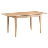See more information about the Bayview Extending Dining Table Oak 4 Seater