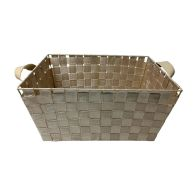 See more information about the Large Storage Basket - Cream