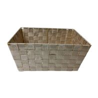 See more information about the Small Storage Basket - Cream