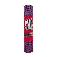Zap 30x120cm PVC Anti Slip Mat - Purple
