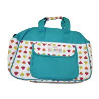 See more information about the Hello Sunshine Jumbo Beach Picnic Cooler Bag 35 Litre